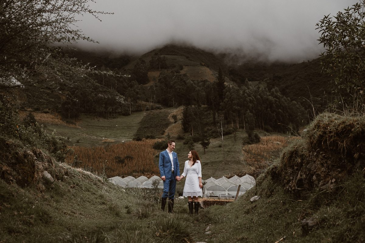 PostBoda Kristin & John   –   Baños Tungurahua