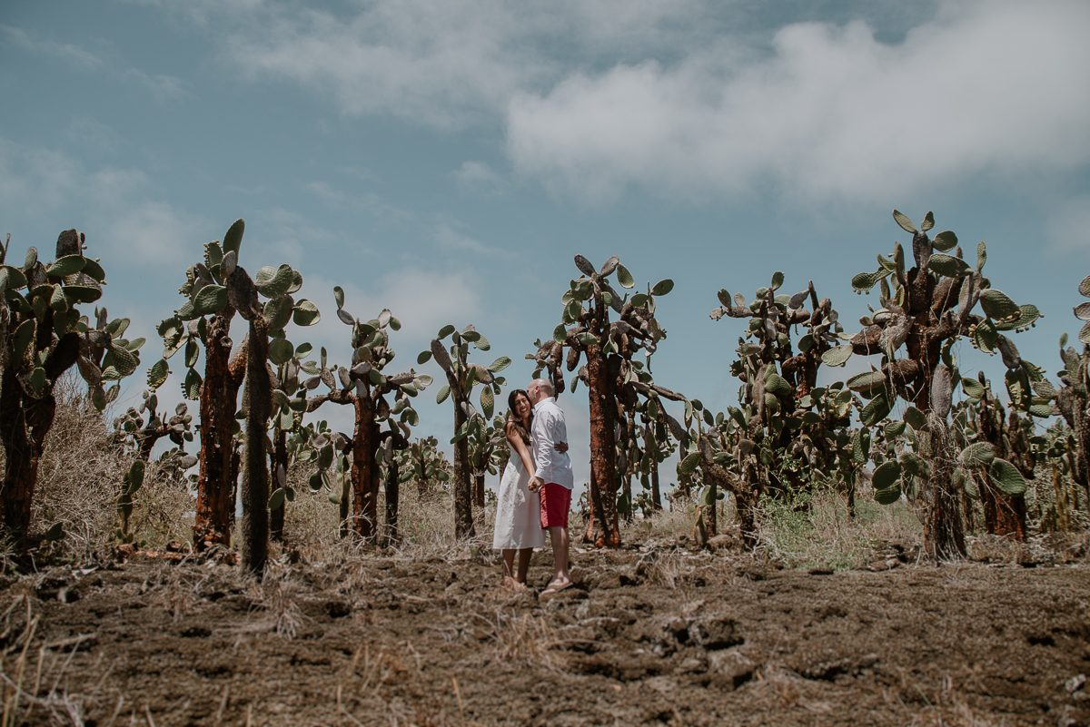 Pre Wedding Andy + Justin – Galapagos